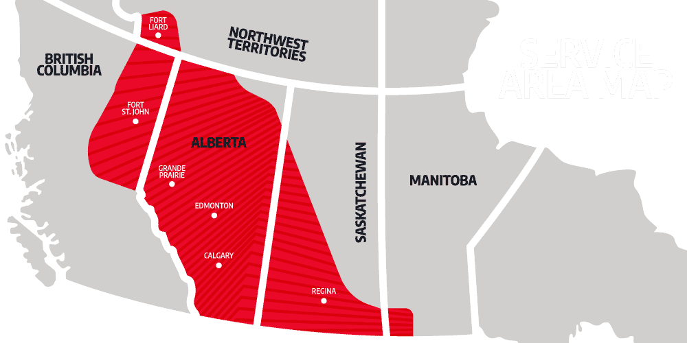 Grande Prairie Oil & Gas Services - Surface Solutions Inc. Serving Western Canada & Beyond